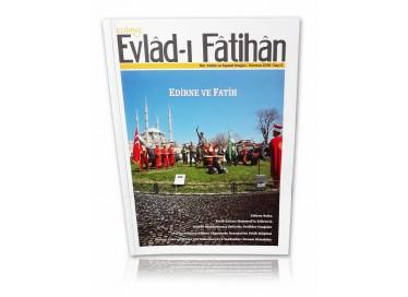 Edirne Evladı Fatihan Dergisi - 052018