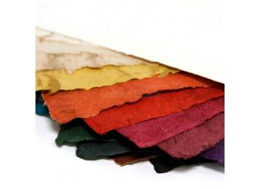 El Yapımı Kağıtlar %100 Doğal - 1934NPH