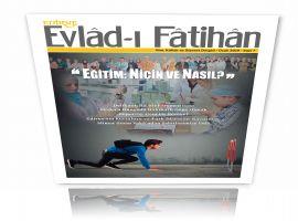 Edirne Evladı Fatihan Dergisi - 072019